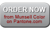 Order Munsell Now at Pantone button