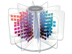 "The Munsell Color System is even easier to learn and understand with today's color sphere or ""color tree"" available through Munsell."