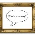 what's your story? frame