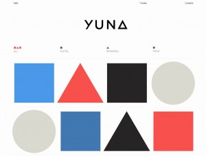 colorful-design-webiste-yuna