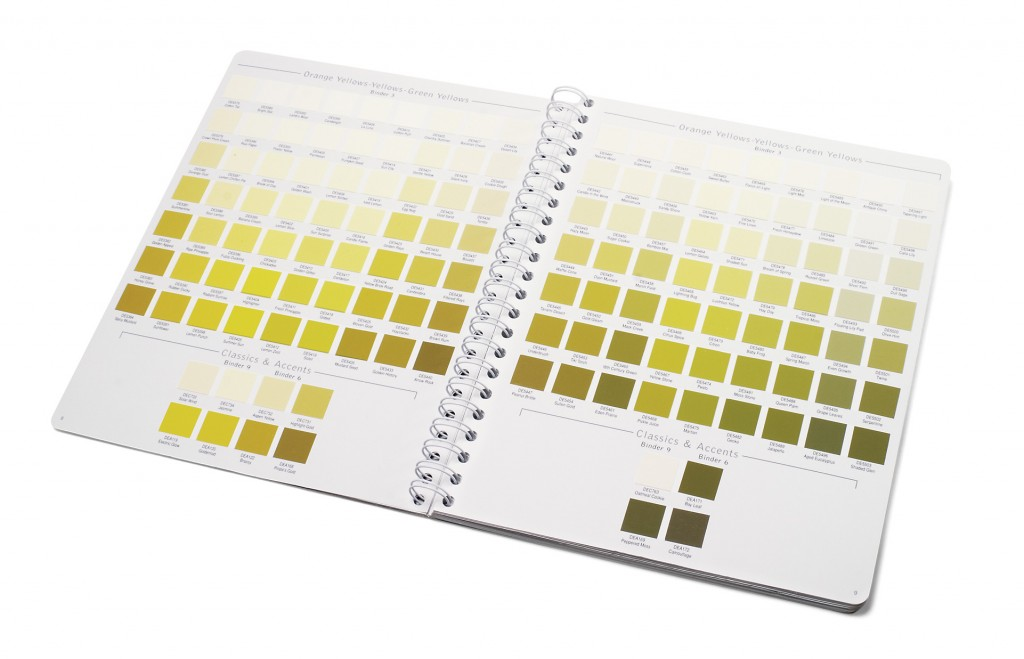 A Paint Color Matching System That Uses Munsell Dunn Edwards Paint