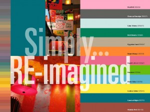Simply Reimagined Color