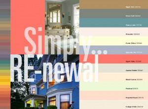 Simply Renewal Color Page