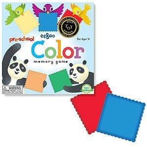 jeu de mémoire de couleur