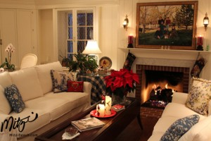 Four Top Color Tips For Decorating Neutral Es At Christmas