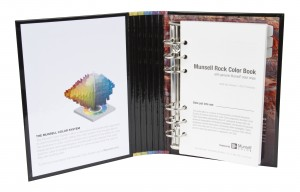 Munsell\'s New Rock Color Book Helps with Identifying Colors in ...