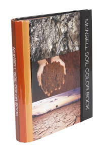 Munsell Soil Color Book, color theory in nature