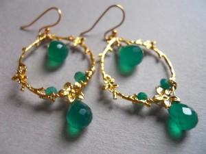 Sueanne Shirzay Emerald Elegance