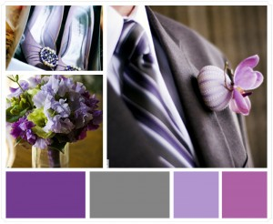 Aside From The Traditional White Dress And Black Tuxedo Wedding Colors Vary Ceremony To Color Unifies A Creating Theme That