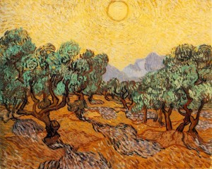 Impressionist artists exemplified A. H. Munsell's chroma attribute from his three-dimensional color theory.