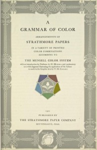 A Grammar of Color Inside Page