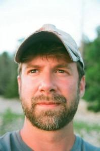 Photo of Punk Archaeologist, Andrew Reinhard.