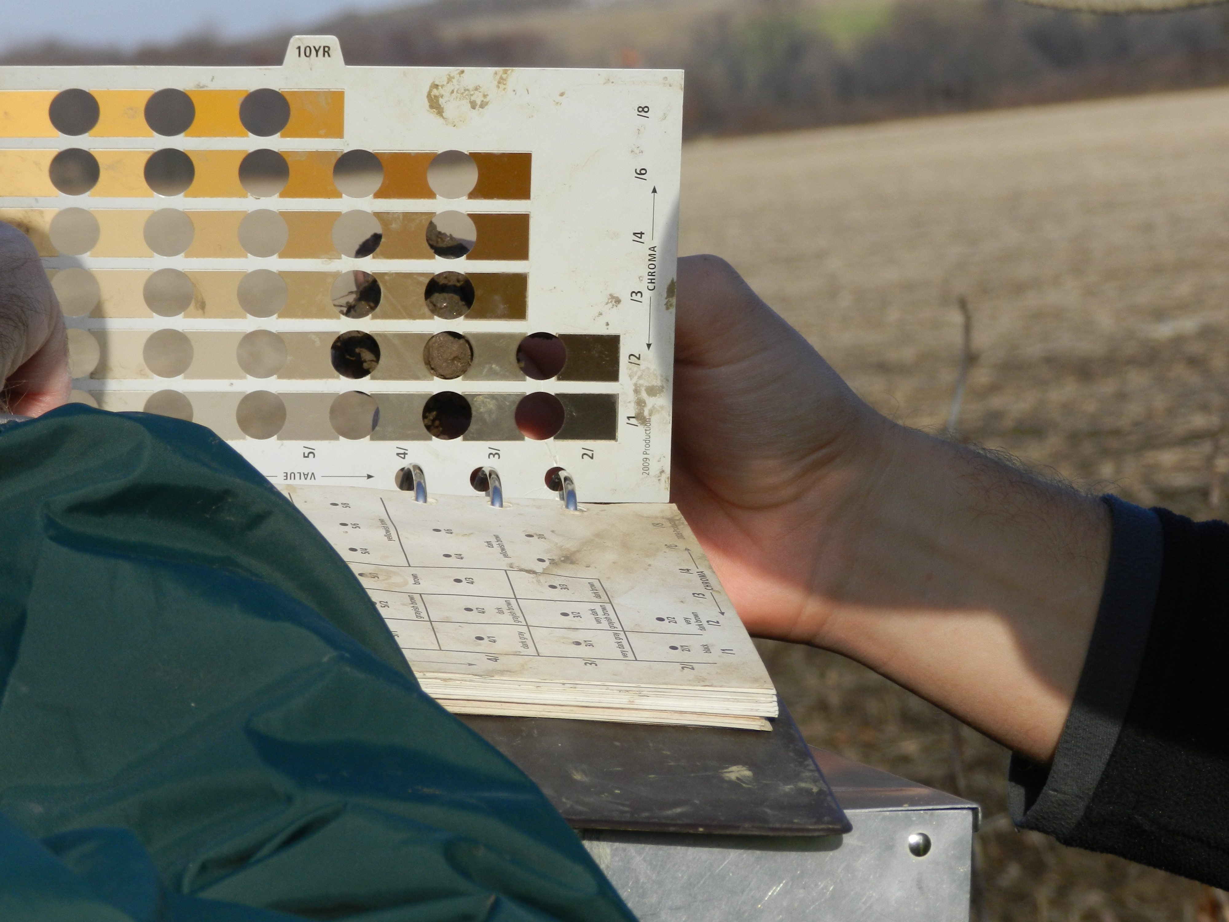munsell-soil-color-book | Munsell Color System; Color Matching from ...