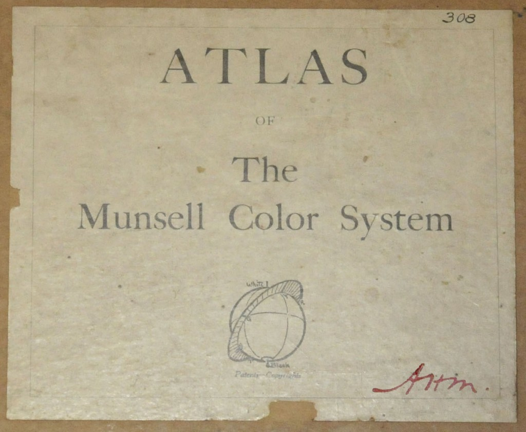 Atlas of the Munsell Color System | Munsell Color System; Color ...