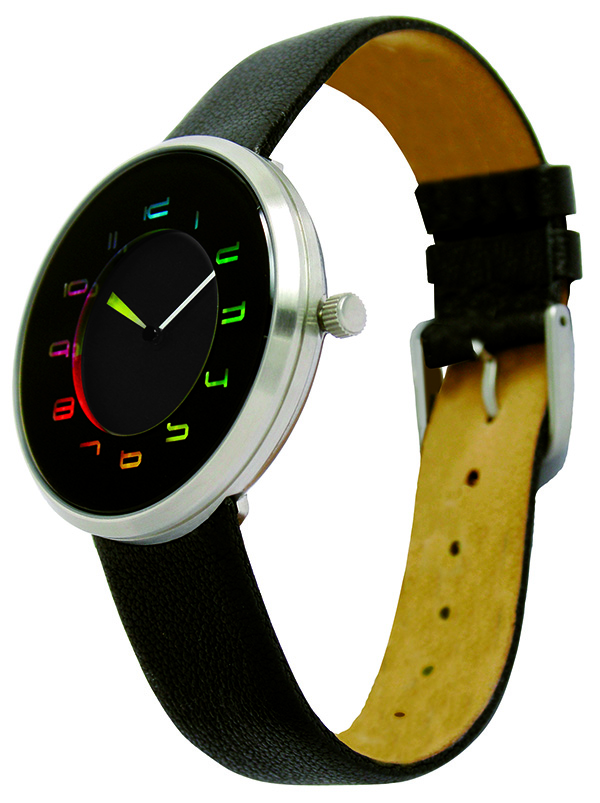 The Chroma Watch based on Munsell Color theory