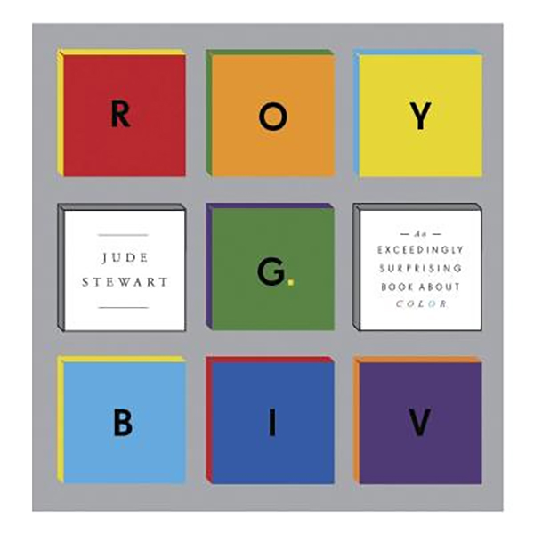 Cover of ROGYBIV Book