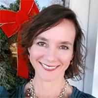 Headshot of archaeologist Kathryn Sampeck