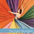 Book cover for The Color Revolution