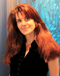 Artist Leanne Venier