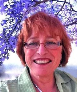 A portrait of Carol McIntyre