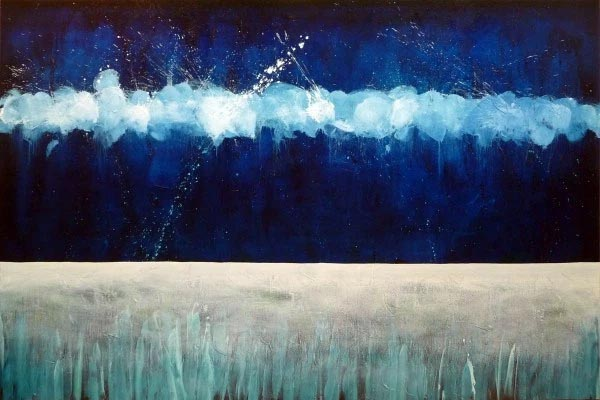 Luminous Tranquility, a painting by Leanne Venier