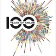 Book cover for 100 Years of Color