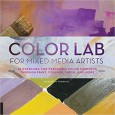 Book Cover for Color Lab Mixed Media Artists