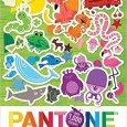 Book cover for Pantone Sticker Book and Posters