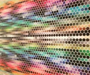 Blur of HSL colours.
