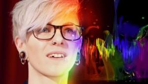 Sophie Kirkham of Hear the Rainbow.