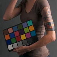 ColorChecker Tattoo