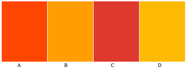 Shades Of Orange know your oranges, color definitions game | munsell color system