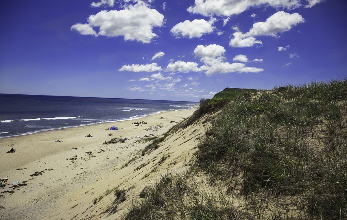 Photograph of the Cape Cod National Seashore park
