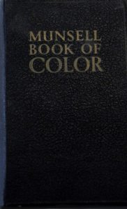 Munsell Book of Color Pocket Edition Cover