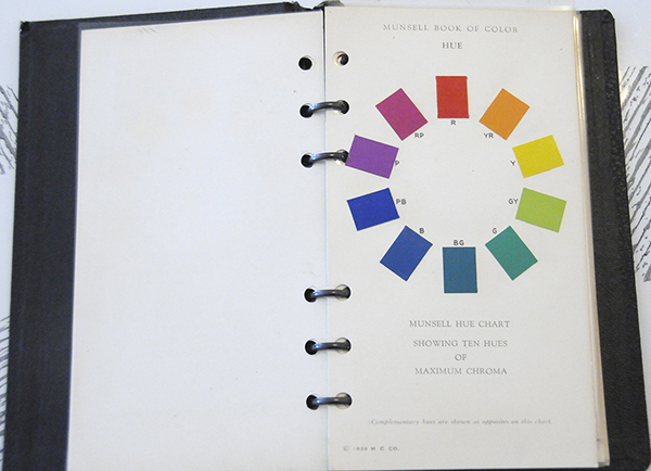 Excerpt from Munsell Book of Color Pocket Edition Ten Hues