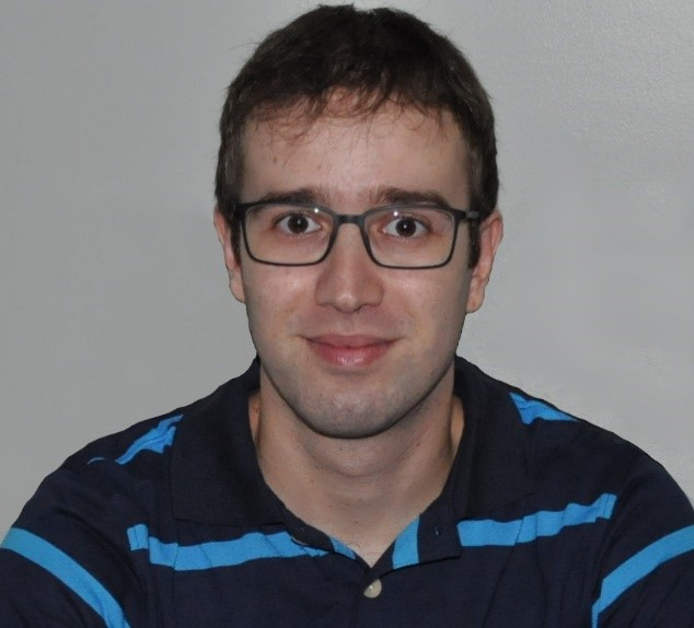 A photo of soil scientist Fernando Basquiroto de Souza